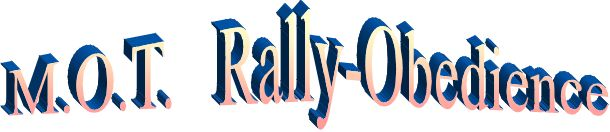 "Bild ""RALLY Obedience:Logo-Text-Rally-Obedience.jpg"""
